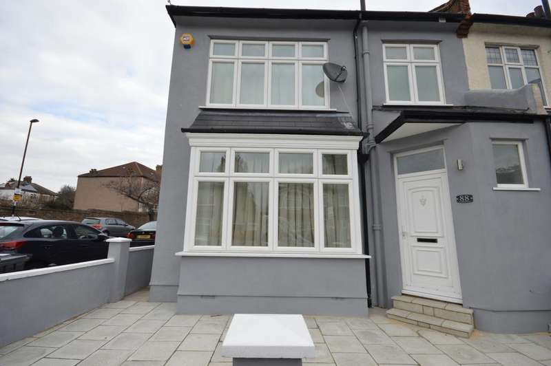 4 Bedrooms End Of Terrace House for rent in Chudleigh Road Brockley SE4