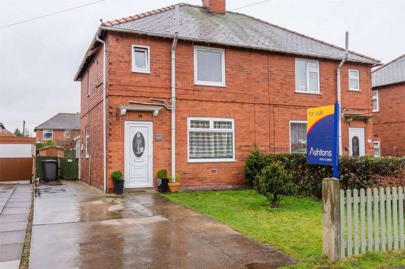 3 Bedrooms Semi Detached House for sale in Haig Street, Selby, North Yorkshire