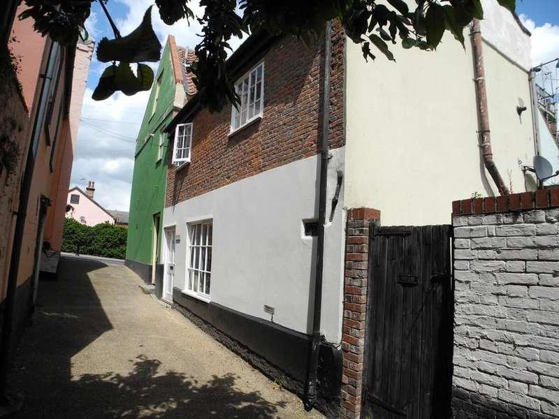 1 Bedroom End Of Terrace House for rent in Bridge Street, Bungay