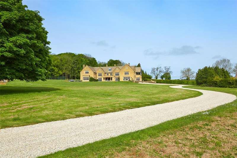 7 Bedrooms Detached House for sale in Ganborough Road, Longborough, Moreton-in-Marsh, Gloucestershire
