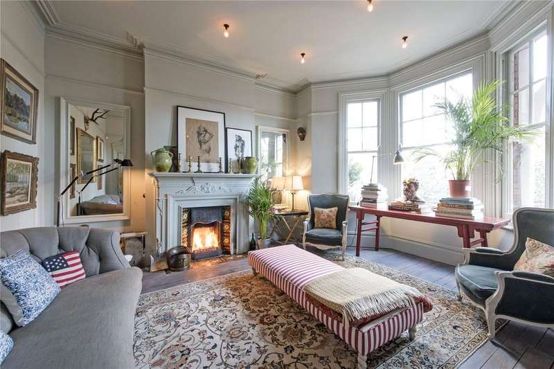 5 Bedrooms Terraced House for rent in Briarwood Road, Abbeville Village, London, SW4