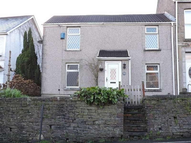 3 Bedrooms End Of Terrace House for sale in Clyndu Street, Morriston
