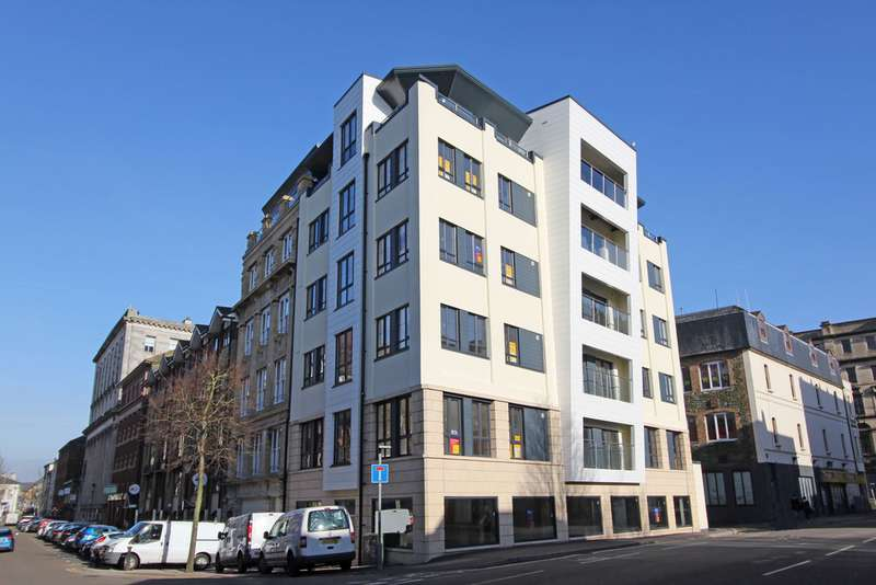1 Bedroom Property for sale in Cadogan House, West Bute Street, Cardiff Bay
