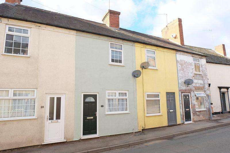 2 Bedrooms Terraced House for sale in Gilgal, Stourport-On-Severn DY13 9AJ