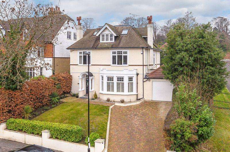 6 Bedrooms Detached House for sale in Russell Hill, West Purley