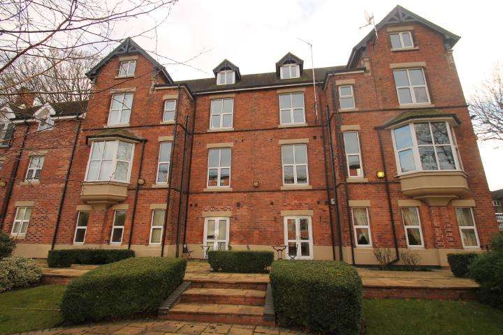 2 Bedrooms Apartment Flat for sale in Lingwood Hall, 12 st James Road, Dudley, DY1