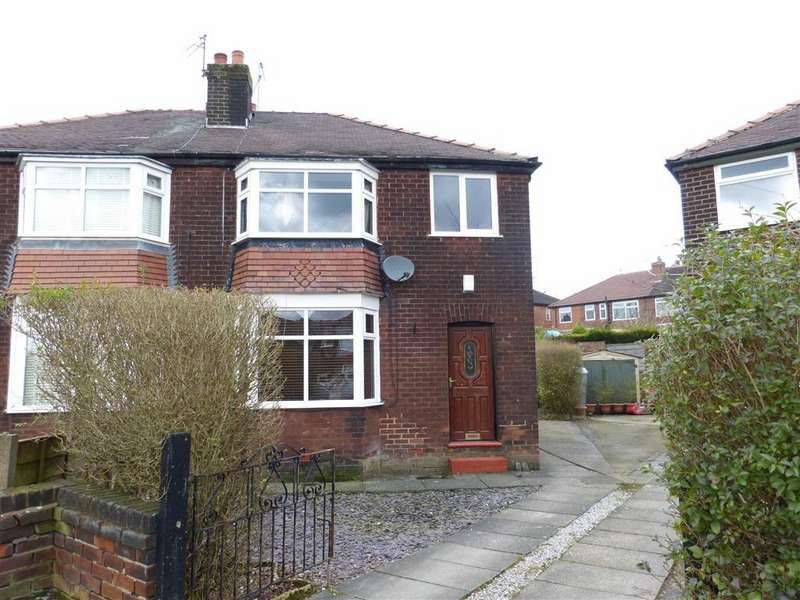 3 Bedrooms Semi Detached House for sale in Frogmore Avenue, Hyde