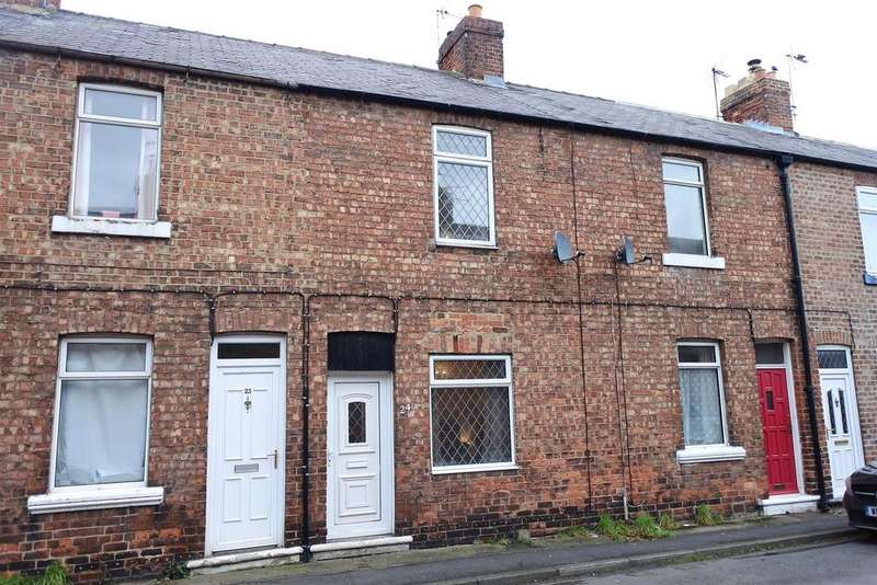 2 Bedrooms Terraced House for sale in Ivy Cottages, Northallerton