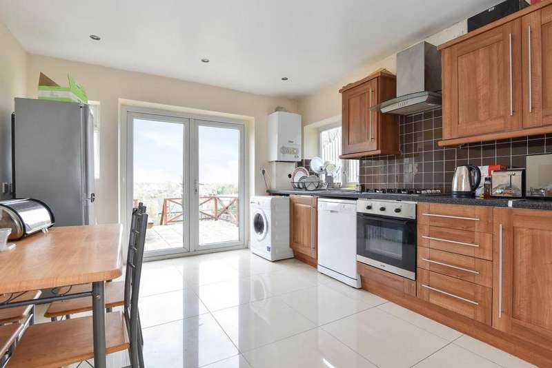 2 Bedrooms Flat for sale in Broxholm Road, West Norwood