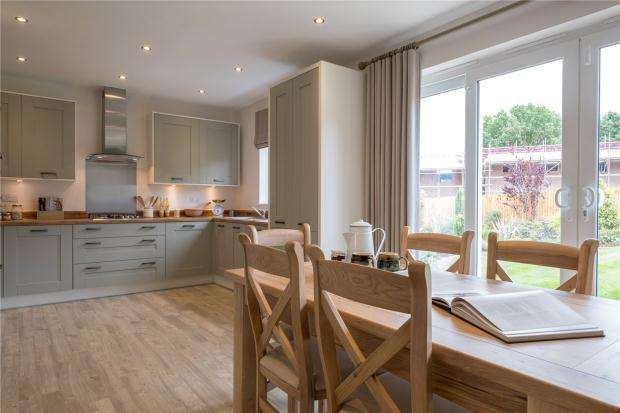 3 Bedrooms House for sale in Hauxton Meadows, Cambridgeshire