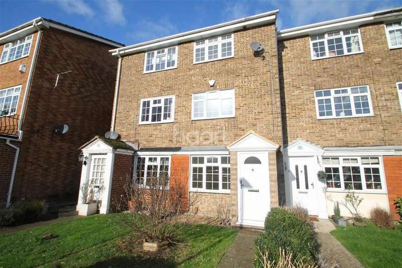 4 Bedrooms Terraced House for rent in Snodland, ME6