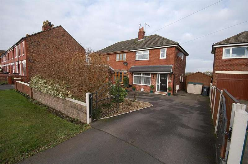 2 Bedrooms Semi Detached House for sale in Ravens Lane, Bignall End