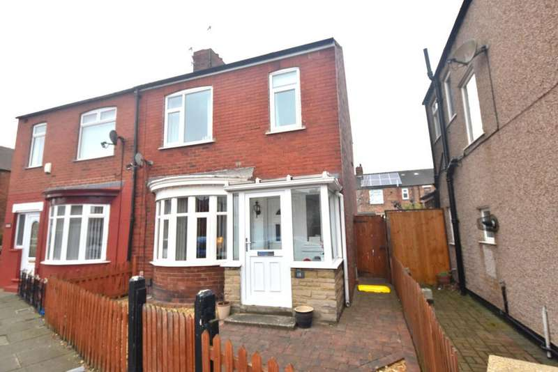 3 Bedrooms House for sale in Grove Road, Redcar TS10