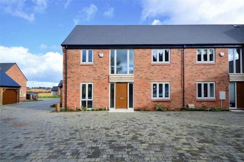 3 Bedrooms Semi Detached House for rent in Coney Lodge View, Chase Terrace, BURNTWOOD, Staffordshire