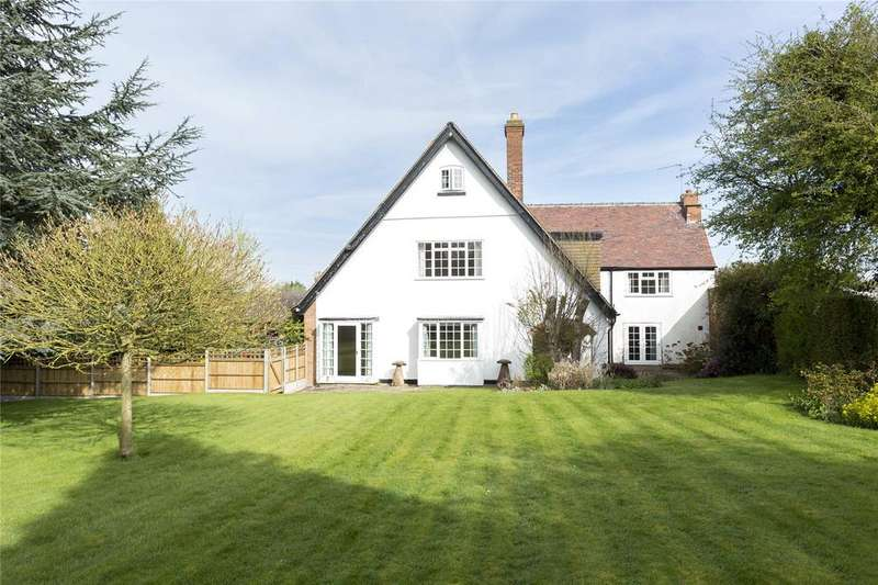 5 Bedrooms Detached House for rent in School Street, Churchover, Rugby, Warwickshire, CV23