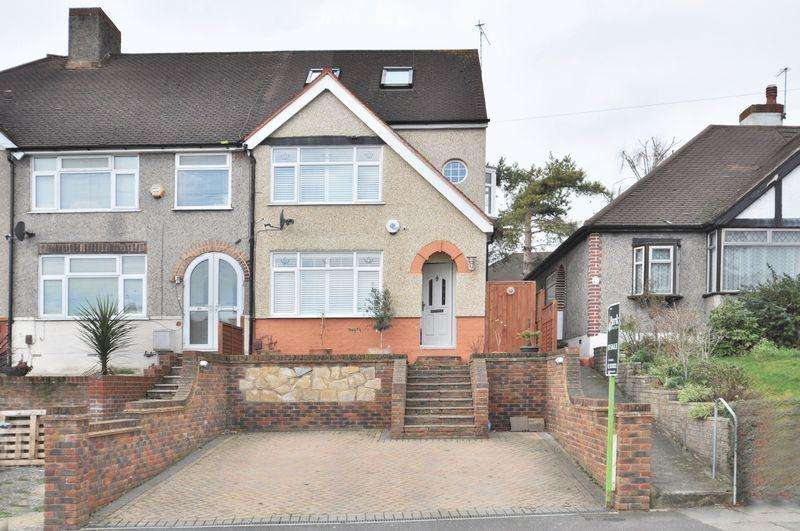 4 Bedrooms End Of Terrace House for sale in Ashen Drive, West Dartford