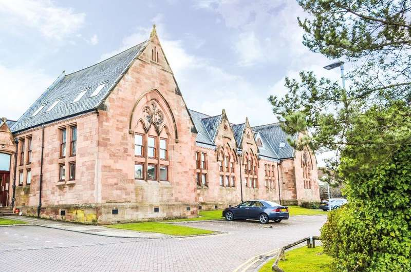 3 Bedrooms Apartment Flat for sale in School Lane, Bothwell, South Lanarkshire, G71 8RE