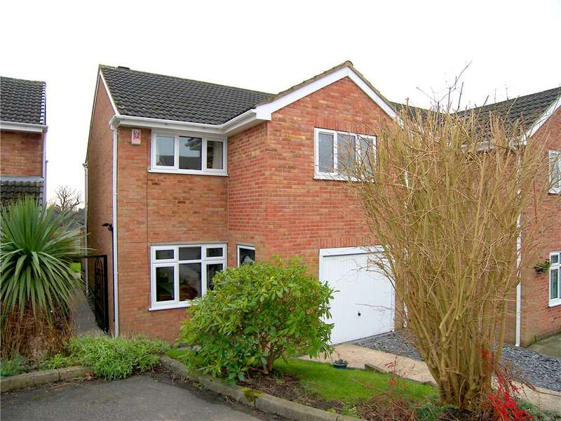 3 Bedrooms Detached House for sale in Windsor Close, Swanwick, Alfreton, Derbyshire, DE55