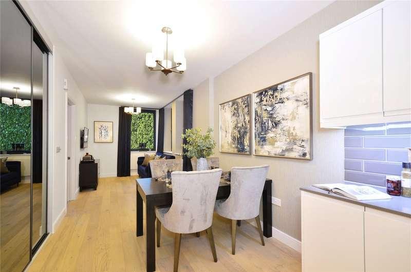 1 Bedroom Flat for sale in Aldenham Road, Bushey, Hertfordshire, WD23