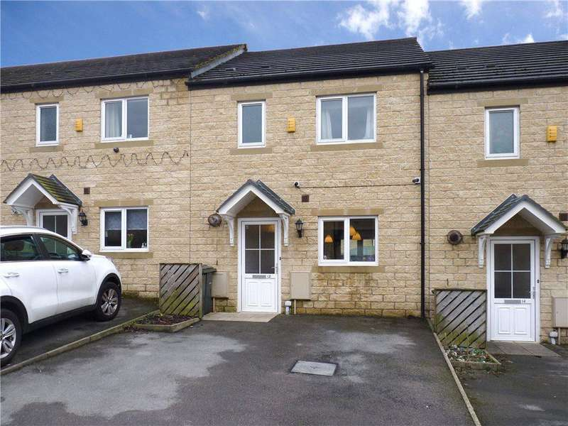 3 Bedrooms Town House for sale in Illingworth Close, Keighley, West Yorkshire