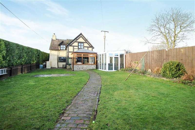 2 Bedrooms Detached House for sale in The Knowle, Clee Hill, Ludlow