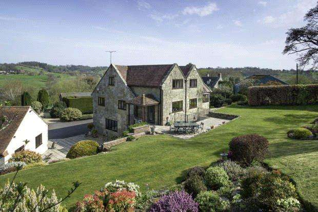 4 Bedrooms Detached House for sale in West Lane, Melbury Abbas, Shaftesbury, Dorset, SP7