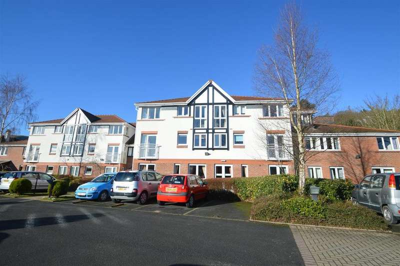 1 Bedroom Retirement Property for sale in 46 Denehurst Court, Shrewsbury Road, Church Stretton, SY6 6EQ