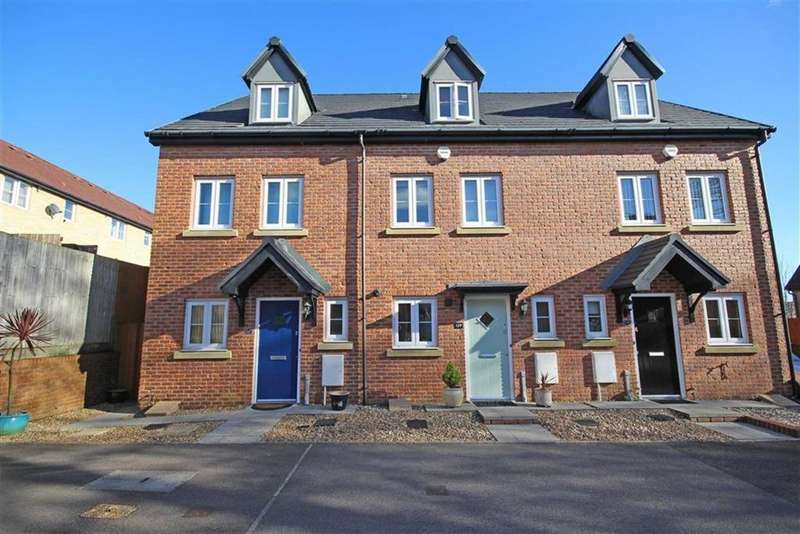 3 Bedrooms End Of Terrace House for sale in Whitworth Square, Whitchurch, Cardiff