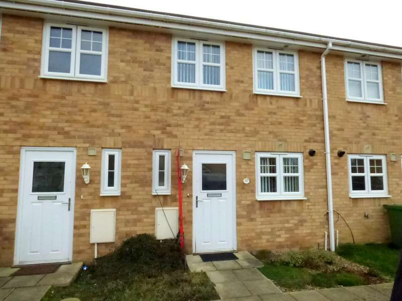 2 Bedrooms Terraced House for sale in Faraday Drive, Stockton-On-Tees, TS19