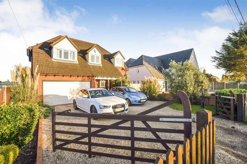 4 Bedrooms Detached House for sale in Fambridge Road, Mundon, Maldon