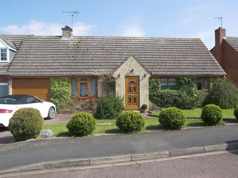 2 Bedrooms Semi Detached Bungalow for sale in Norton View, Mickleton