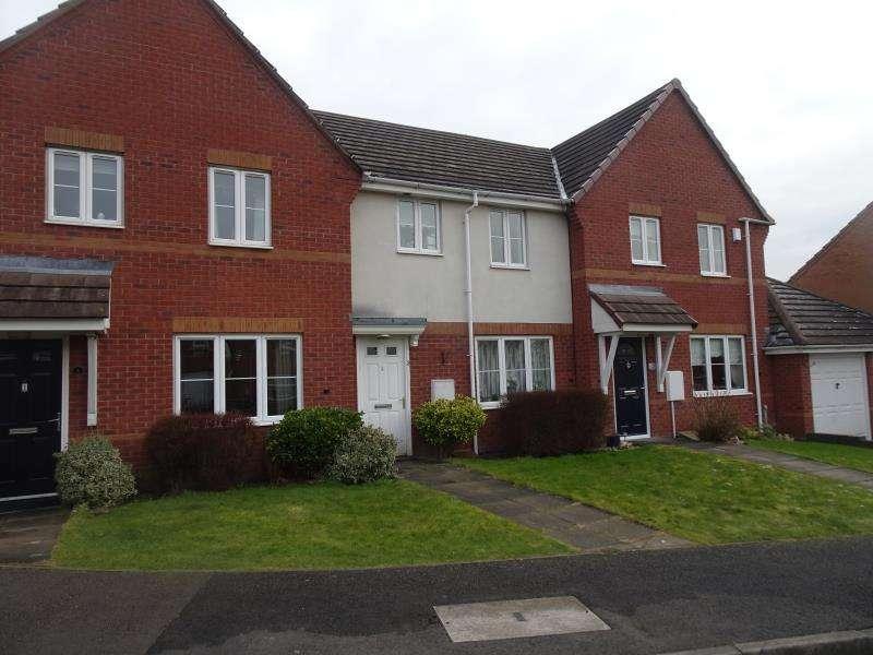 3 Bedrooms Terraced House for rent in 3 Moorhen Close, Brownhills, Walsall, WS8 6EE