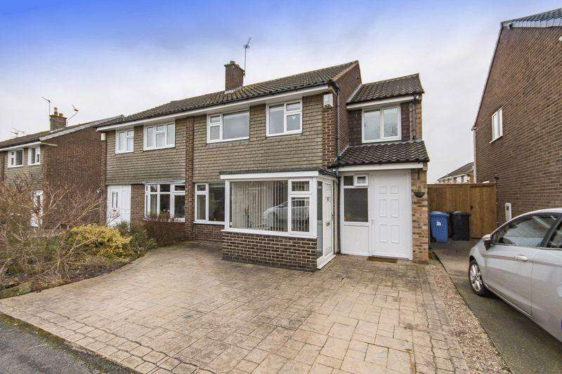 5 Bedrooms Semi Detached House for sale in HOYLAKE DRIVE, MICKLEOVER