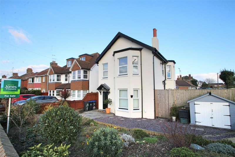 3 Bedrooms Semi Detached House for sale in Ladydell Road, Worthing, West Sussex, BN11