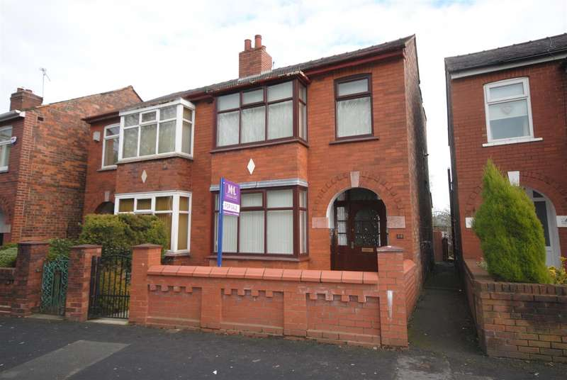 3 Bedrooms Semi Detached House for sale in Swan Meadow Road, Wigan