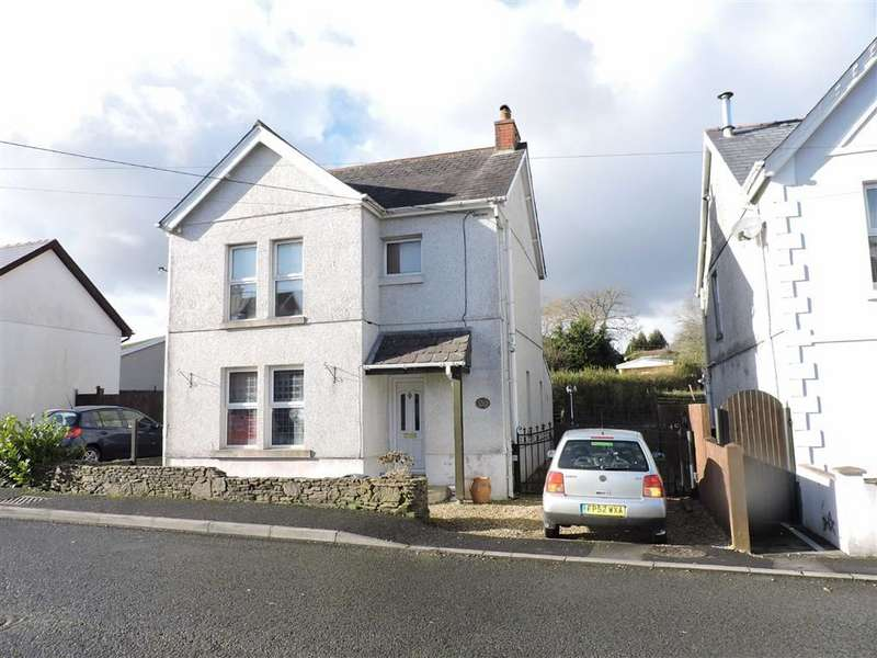 3 Bedrooms Detached House for sale in Penygarn Road, Tycroes