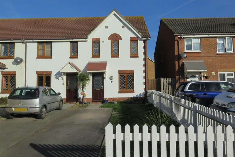 3 Bedrooms Semi Detached House for sale in Harbour Way, Shoreham-By-Sea