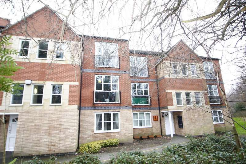 2 Bedrooms Apartment Flat for sale in Pavilion Grove, Burton-On-Trent