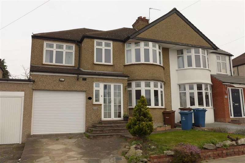 5 Bedrooms Semi Detached House for sale in Drummond Drive, Stanmore, Middlesex