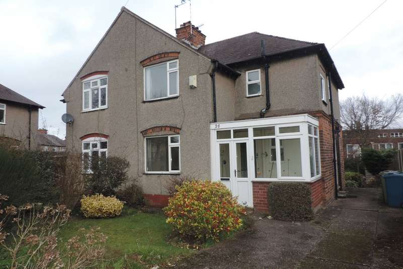 3 Bedrooms Semi Detached House for sale in Fairway, Stafford, Staffordshire ST16