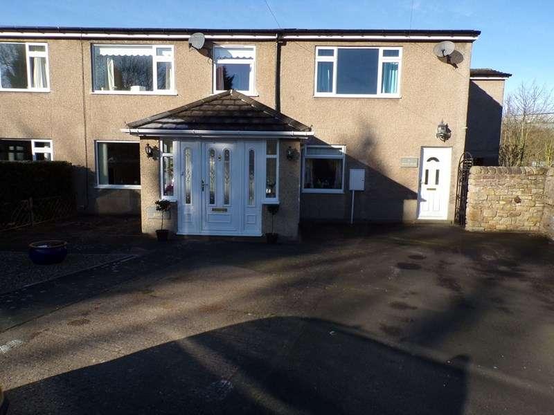 3 Bedrooms Property for sale in Rocksprings Crescent, Haydon Bridge, HEXHAM, NORTHUMBERLAND, NE47 6AT