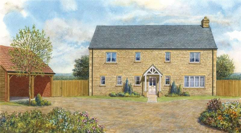 4 Bedrooms Detached House for sale in Field View, Middleton