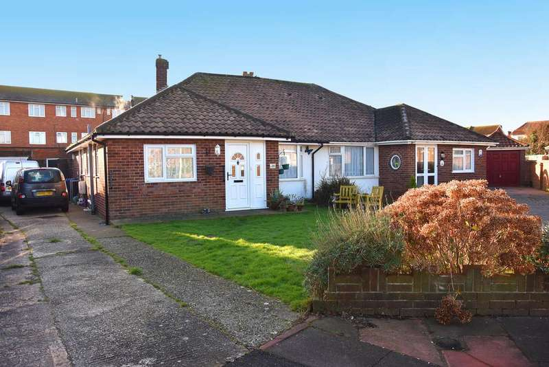 2 Bedrooms Semi Detached Bungalow for sale in Devonport Road, Worthing
