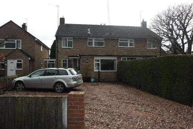 3 Bedrooms Semi Detached House for rent in Wells Close, Plumpton Green, Plumpton BN7