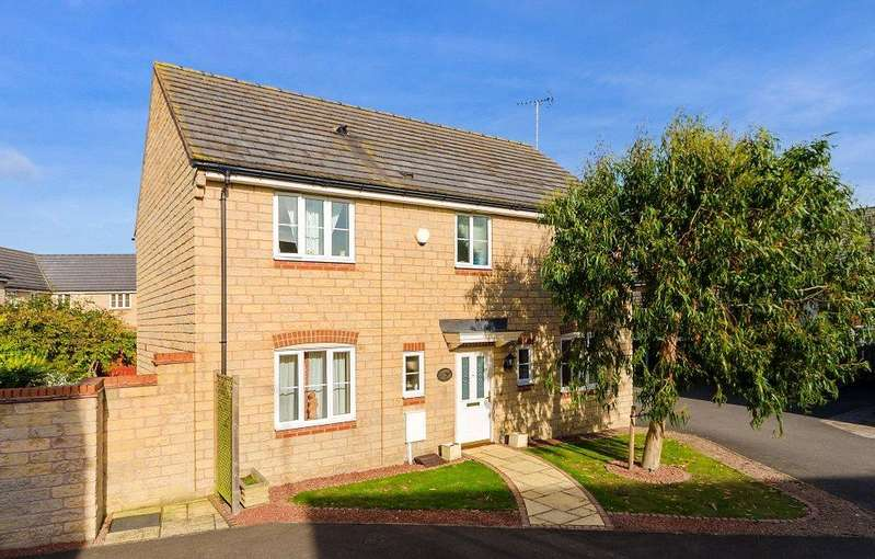 4 Bedrooms Detached House for sale in Periwinkle Way, Bourne, PE10