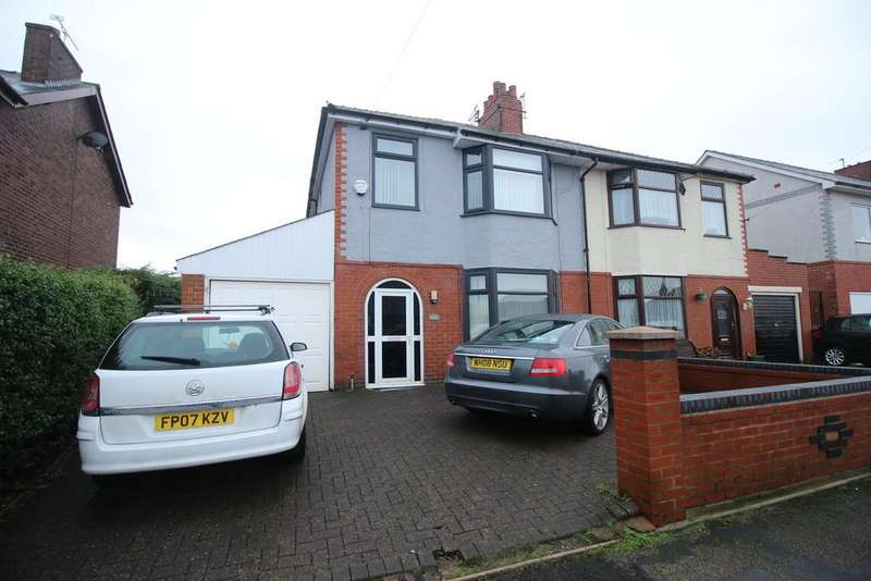 3 Bedrooms Semi Detached House for sale in Lytham Road, Ashton-on-ribble