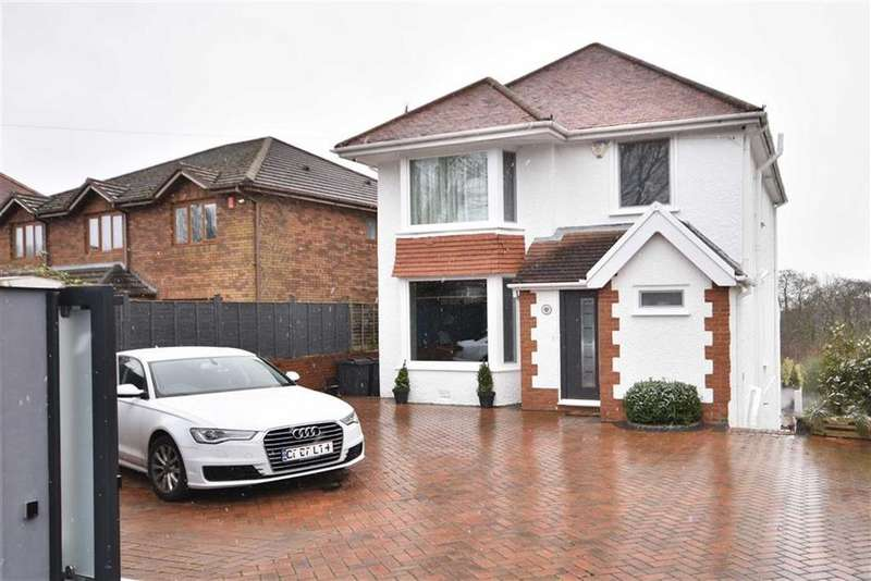 5 Bedrooms Detached House for sale in Gower Road, Swansea, Swansea