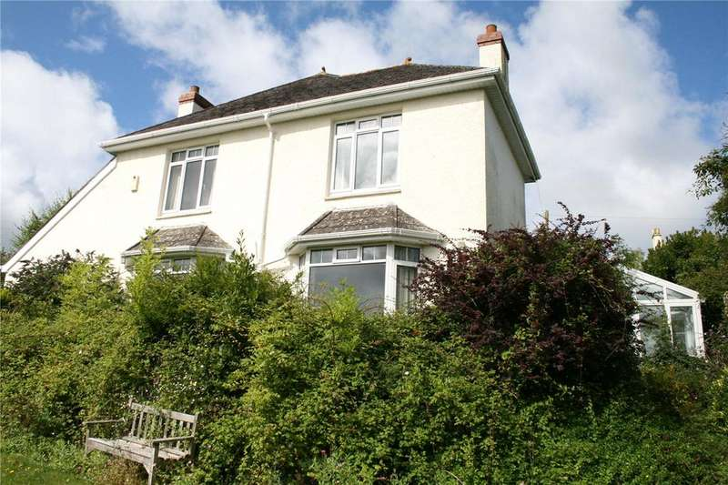 3 Bedrooms Detached House for sale in Yorke Road, Dartmouth, TQ6