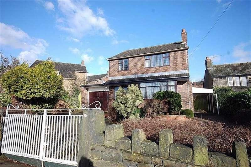 3 Bedrooms Detached House for sale in Bradley Road, Bradley, Huddersfield, HD2