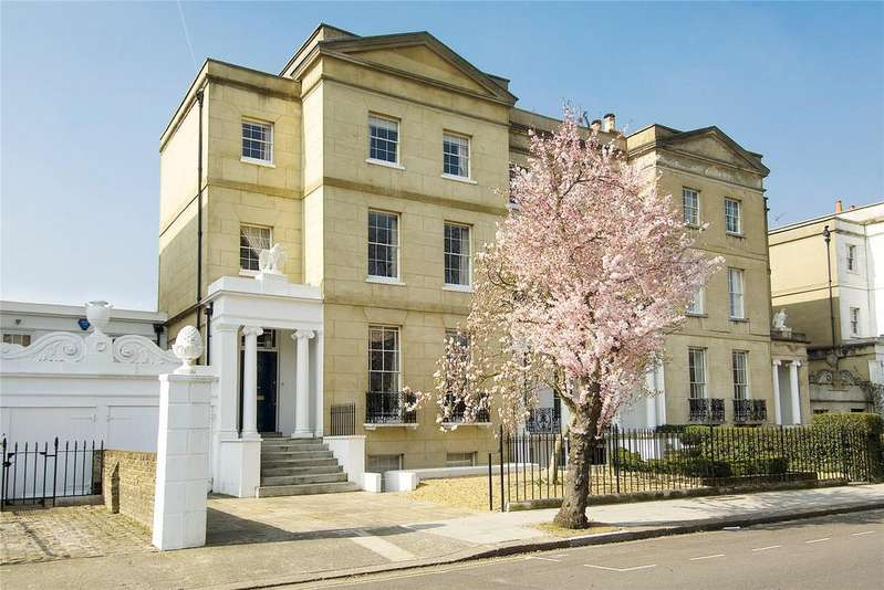 6 Bedrooms Semi Detached House for rent in St. Peters Square, Hammersmith, London, W6